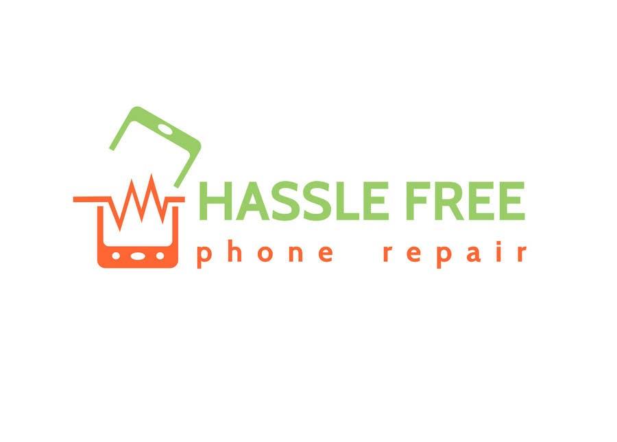 Bài tham dự cuộc thi #156 cho Design a Logo for a phone repair company.