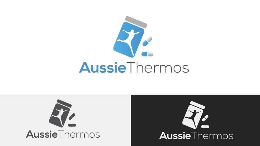 Inscrição nº 42 do Concurso para Design a Logo for AussieThermos