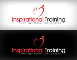 #39 untuk Graphic Design for Inspirational Training Logo oleh Lozenger