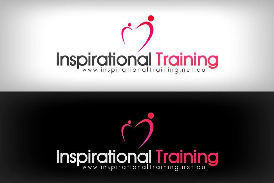Inscrição nº 41 do Concurso para Graphic Design for Inspirational Training Logo