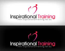 #41 untuk Graphic Design for Inspirational Training Logo oleh Lozenger