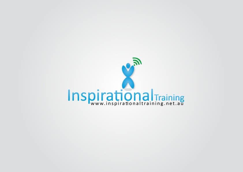 Inscrição nº 84 do Concurso para Graphic Design for Inspirational Training Logo