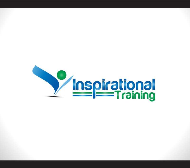 Конкурсная заявка №168 для Graphic Design for Inspirational Training Logo