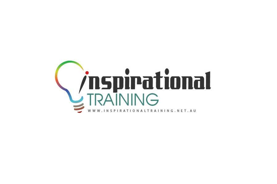 Конкурсная заявка №119 для Graphic Design for Inspirational Training Logo