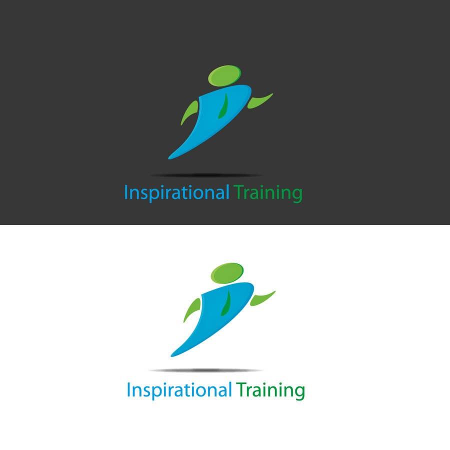 Inscrição nº 89 do Concurso para Graphic Design for Inspirational Training Logo