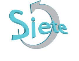 #73 for Design eines Logos for siete by Alicina