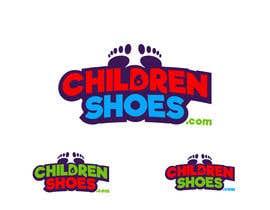 bujarluboci tarafından Design a Logo - ChildrenShoes.com için no 105