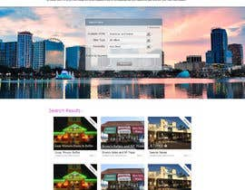 #5 cho Design a Website Mockup for Feast Card Search Page bởi dreamstudios0