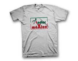 Nro 71 kilpailuun Andar Por México käyttäjältä luisvedra88