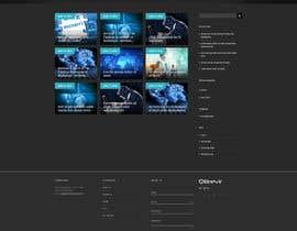 gemmyadyendra tarafından Brevir WordPress Theme/Design Contest için no 20