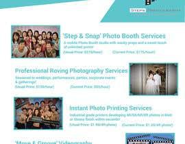 Nro 11 kilpailuun Design flyer for photography studio käyttäjältä bakhtear05