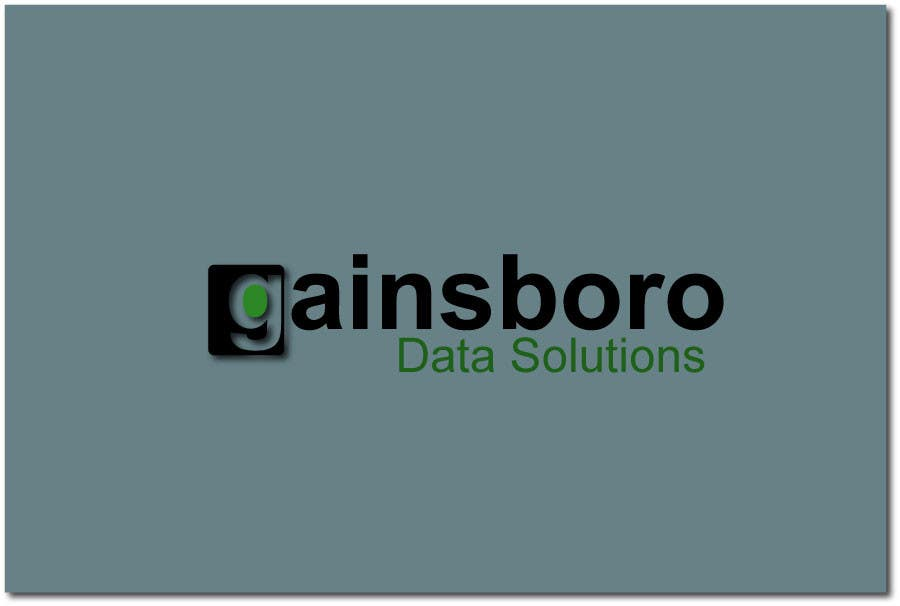 #22 for Design a Logo for gainsboro data solutions by won7