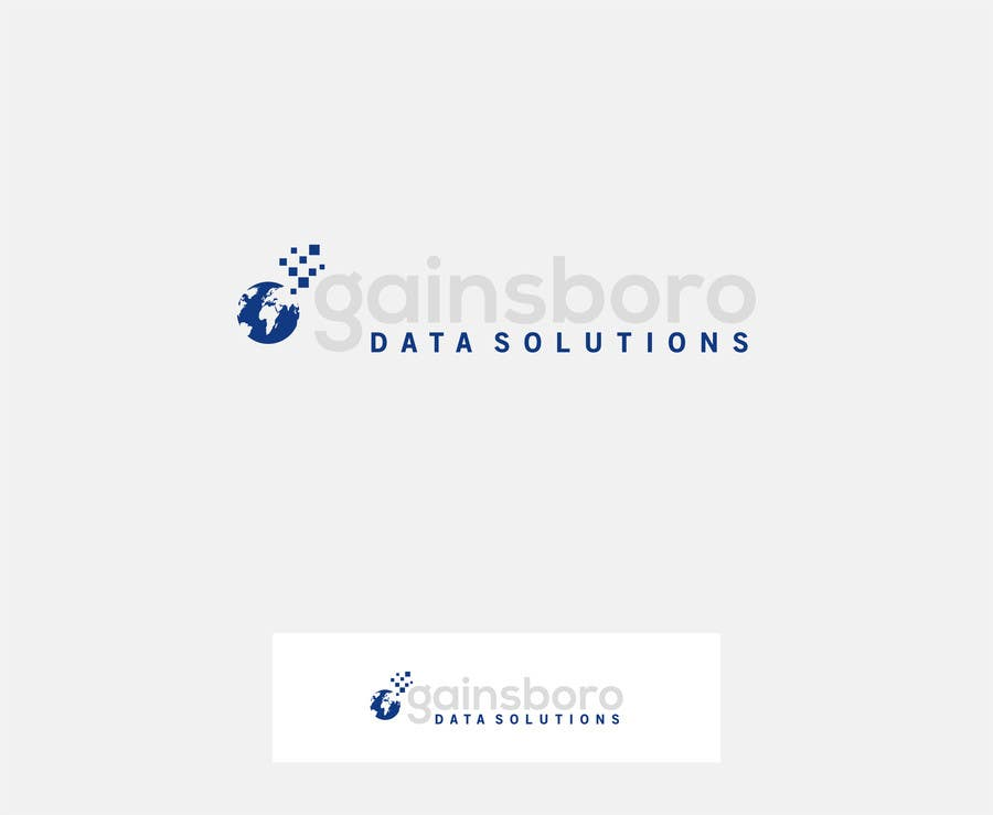#24 for Design a Logo for gainsboro data solutions by erupt