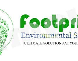 bigprajapat tarafından Logo for Footprints Environmental Solutions için no 36