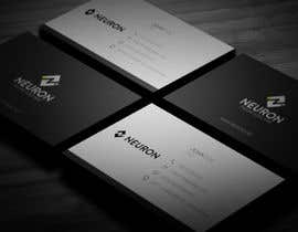 #6 para Make Bussness card for IT company por aalnoman33