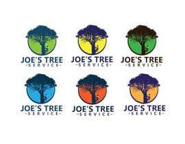 Nro 42 kilpailuun I need a logo designed. It's for a business called Joe's tree service -- 1 käyttäjältä rajibdebnath900
