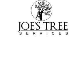 Nro 49 kilpailuun I need a logo designed. It's for a business called Joe's tree service -- 1 käyttäjältä nhussain7024