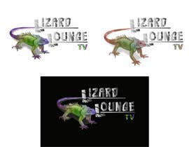 #27 cho Logo design for live event streaming website: Lizard Lounge Tv bởi svj910
