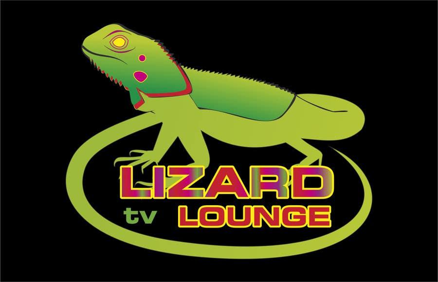 Bài tham dự cuộc thi #30 cho Logo design for live event streaming website: Lizard Lounge Tv