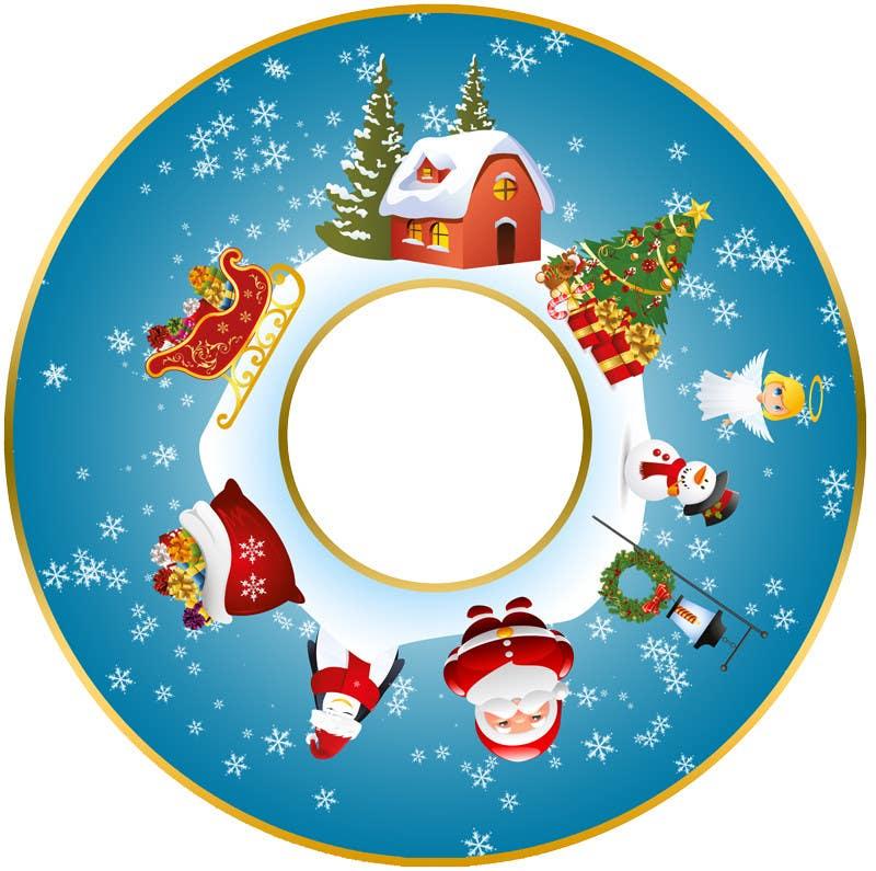 Bài tham dự cuộc thi #13 cho Christmas Effect Wheels