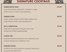 siddharthingle tarafından Restaurant Menu Design için no 1
