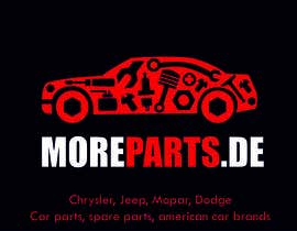 #91 para Logo Design for website selling Carparts / spareparts por Orlowskiy