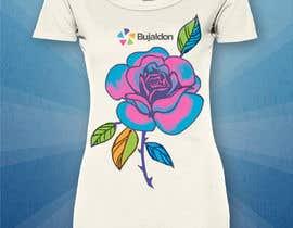 Nro 26 kilpailuun Diseño Imagen Camiseta - Shirt Design Image käyttäjältä Valadar