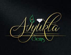 Nro 26 kilpailuun Logo for jewellery brand  Avyukta Gems käyttäjältä ashokpatel3988