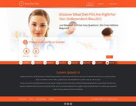 #27 para Design a Website Mockup for Weight Loss Website por tania06