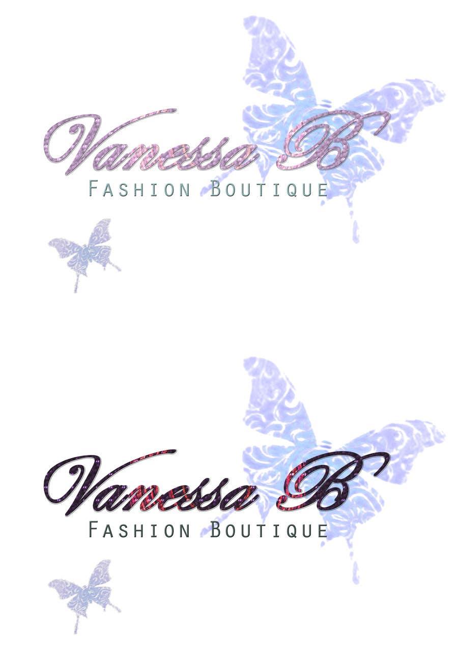 #35 for Design a Logo for Fashion / Lingerie by momomu