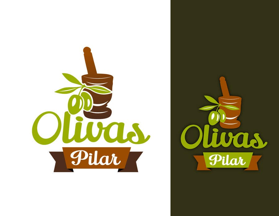 #34 for Logo Design for a Olive Company by catalinorzan