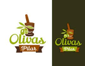 #34 for Logo Design for a Olive Company af catalinorzan