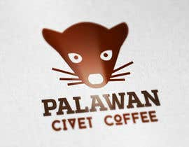 #53 for LOGO & CIVET CAT design for our product package (Quick Project) af LogoFreelancers