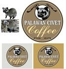 Graphic Design Entri Peraduan #12 for LOGO & CIVET CAT design for our product package (Quick Project)