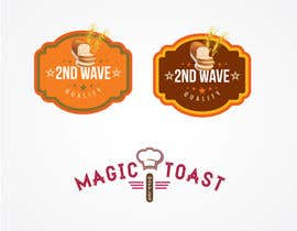 #20 for Design 2 Product Brand Logos for a Bakery Manufacturer. af Bobbyjazz