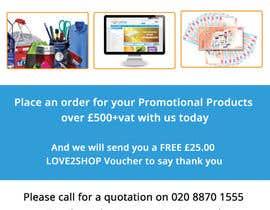 Nro 4 kilpailuun Order Promotional Products Today Flyer käyttäjältä mdmirazbd2015