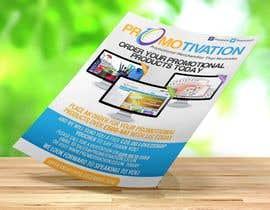 Nro 8 kilpailuun Order Promotional Products Today Flyer käyttäjältä alberhoh