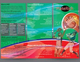 #4 for Design a Brochure for  Platerich by StaBV