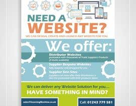 #16 for Need a Website Email Flyer design request by designciumas