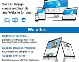 #11 for Need a Website Email Flyer design request by mdmirazbd2015