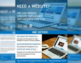#20 for Need a Website Email Flyer design request by mdmirazbd2015