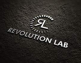 Nro 61 kilpailuun Revolution Labs Logo käyttäjältä Kingsk144