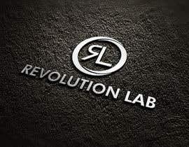 Nro 62 kilpailuun Revolution Labs Logo käyttäjältä Kingsk144