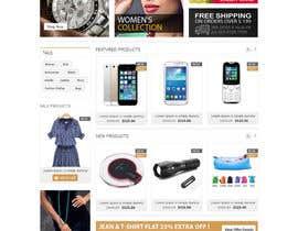 Nro 8 kilpailuun Re-Design a Website käyttäjältä webstudioo