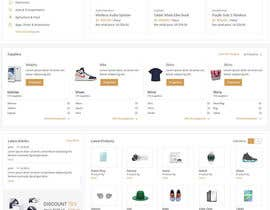 Nro 4 kilpailuun Re-Design a Website käyttäjältä syrwebdevelopmen
