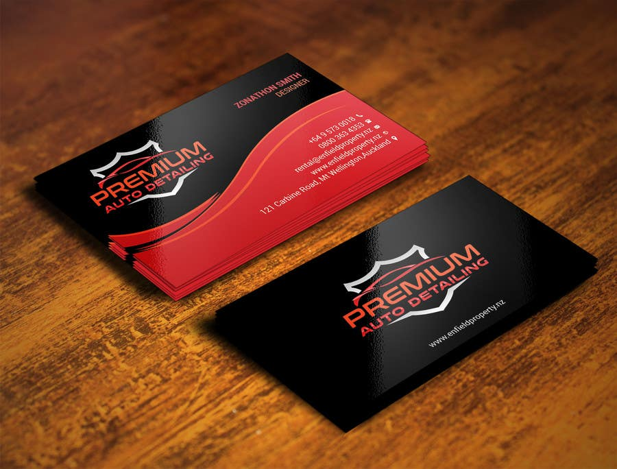 Kilpailutyö #7 kilpailussa Design a business card