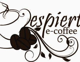 #15 para Logo for Coffee Store e-commerce por idammunabbich