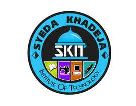 #159 para Design a Logo for SKIT (Syeda Khadeja Institute Of Technology ) por mohamedabbass