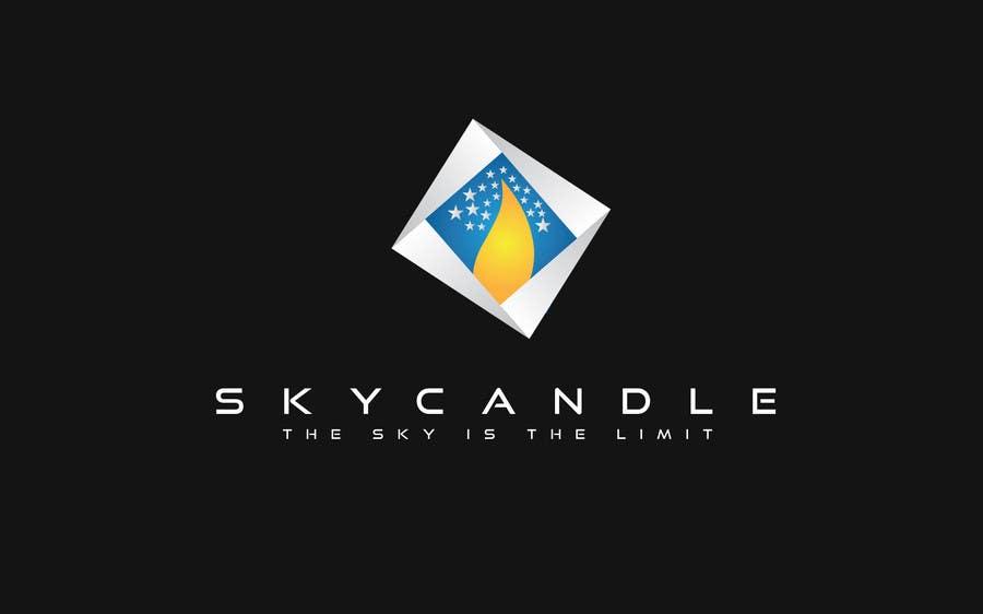 Inscrição nº 128 do Concurso para Logo Design for Skycandle