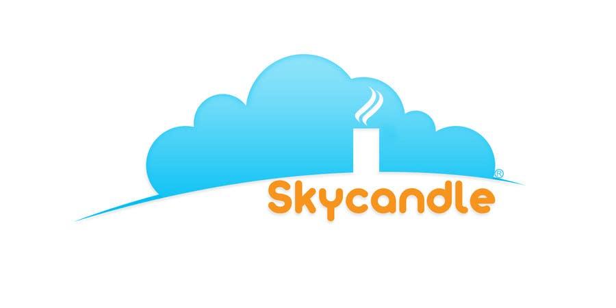 Inscrição nº 59 do Concurso para Logo Design for Skycandle